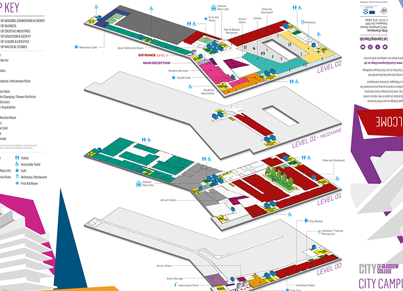 City Campus Floorplans